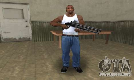 Shotgun HD para GTA San Andreas tercera pantalla