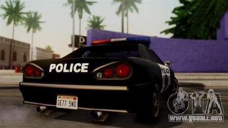 Police Elegy para GTA San Andreas left