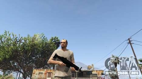 Scar-H para GTA 5