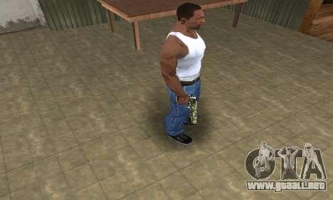 Lable Deagle para GTA San Andreas tercera pantalla