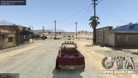 GTA 5 Car Companion V (Driverless car) 1.2.1 noveno captura de pantalla