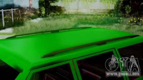 Landstalker New Edition para la visión correcta GTA San Andreas