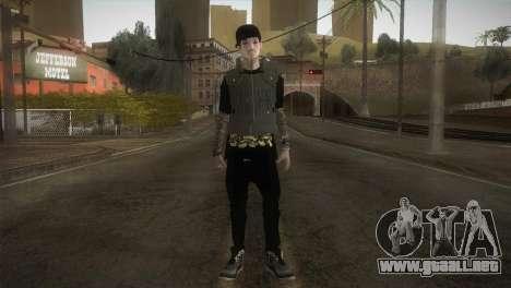 Swager Apalah Apalah para GTA San Andreas segunda pantalla