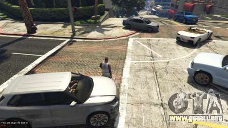 GTA 5 AngryPeds octavo captura de pantalla