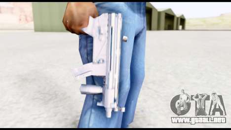 MP5-K from GTA Vice City para GTA San Andreas tercera pantalla