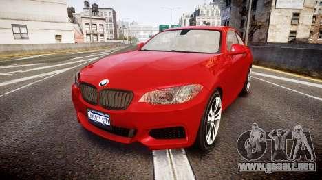 BMW M235i para GTA 4