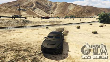 GTA 5 Car Companion V (Driverless car) 1.2.1 tercera captura de pantalla