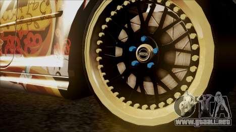 BMW 325t E46 LCI SAO Itasha para la visión correcta GTA San Andreas