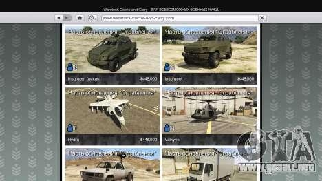 GTA 5 Comprar único de transporte de v1.3 tercera captura de pantalla