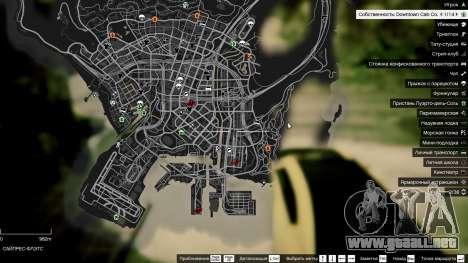GTA 5 Last Shot 0.1 segunda captura de pantalla