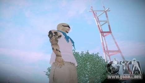 Asesinos Loco HQ Skin para GTA San Andreas segunda pantalla