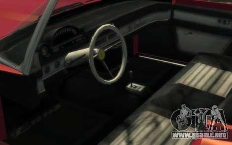 Enus Windsor Classic para GTA 4 visión correcta