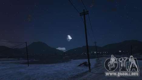 GTA 5 DeathStar Moon v3 Incomplete Deathstar cuarto captura de pantalla