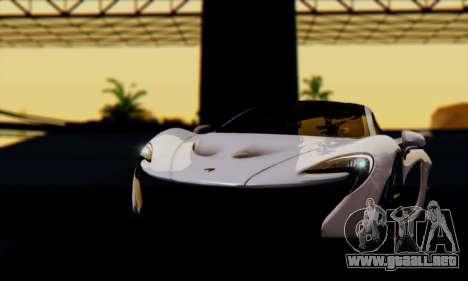 Smooth Realistic Graphics ENB 3.0 para GTA San Andreas sexta pantalla