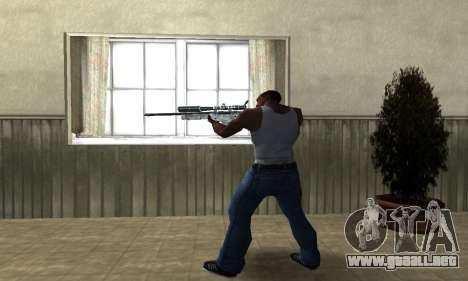 Sniper War para GTA San Andreas tercera pantalla