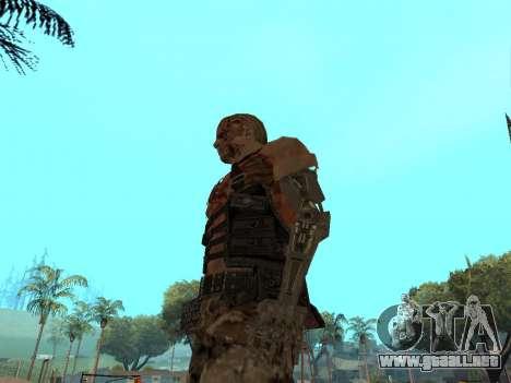 Tyrant T-1000 Krauser para GTA San Andreas segunda pantalla
