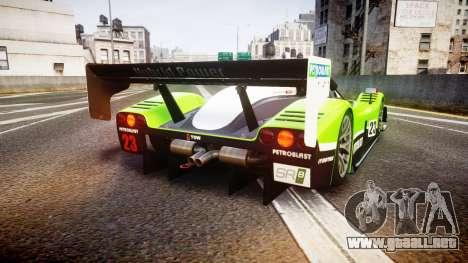 Radical SR8 RX 2011 [23] para GTA 4 Vista posterior izquierda
