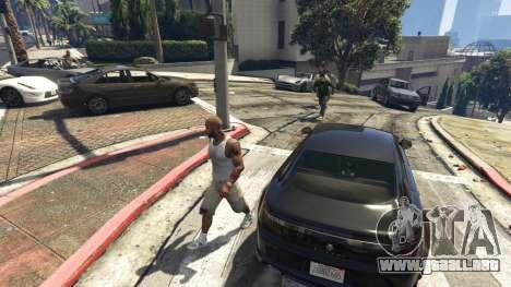 GTA 5 AngryPeds cuarto captura de pantalla