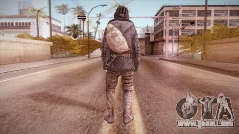 Pablo v1 para GTA San Andreas tercera pantalla