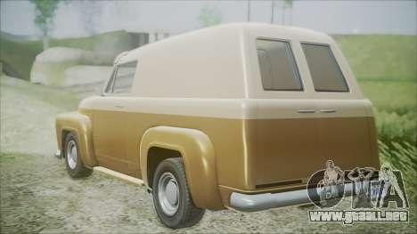 GTA 5 Vapid Slamvan para GTA San Andreas left