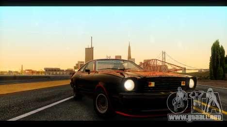 MAC_True ENB [el 0,248] para GTA San Andreas segunda pantalla