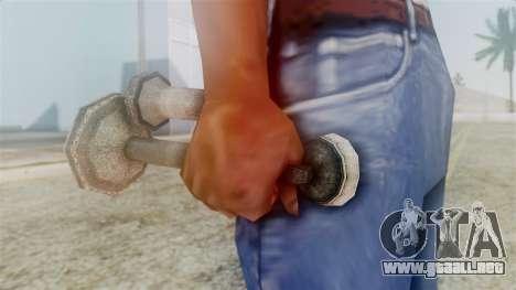 Red Dead Redemption Cell Phone para GTA San Andreas tercera pantalla