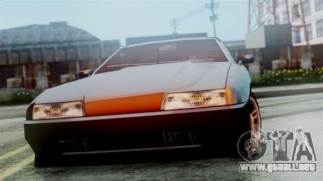 Elegy New Edition para la visión correcta GTA San Andreas