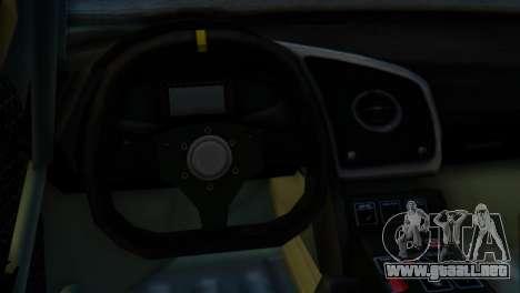 Audi R8 LMS para la visión correcta GTA San Andreas