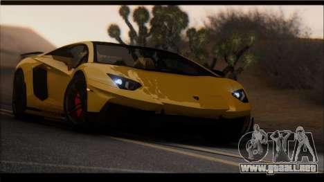 KISEKI V2 [0.076 Version] para GTA San Andreas séptima pantalla