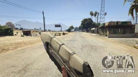 GTA 5 Halo UNSC: Assault Rifle séptima captura de pantalla