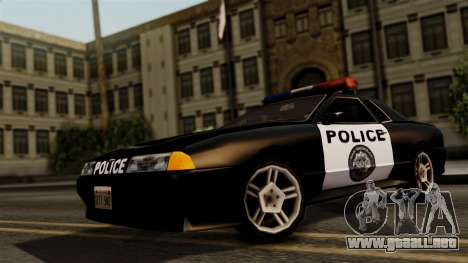 Police Elegy para GTA San Andreas