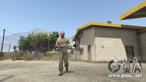 GTA 5 Halo UNSC: Assault Rifle segunda captura de pantalla
