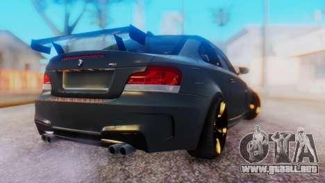 BMW M1 Tuned para GTA San Andreas left