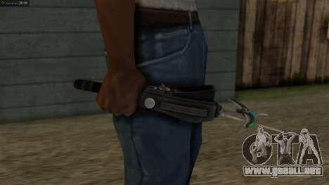 Digiscanner from GTA 5 para GTA San Andreas tercera pantalla