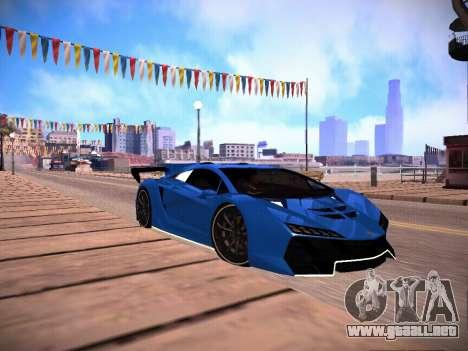 T.0 Secret Enb para GTA San Andreas octavo de pantalla