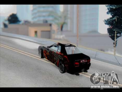 Elegy Lumus para el motor de GTA San Andreas