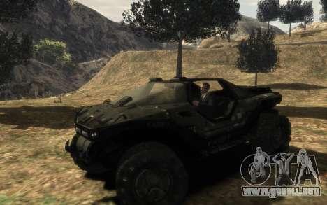 CONSEJO de seguridad M12 warthog de Halo Reach para GTA 4