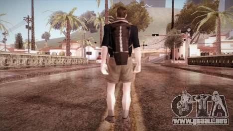 Colegial para GTA San Andreas tercera pantalla