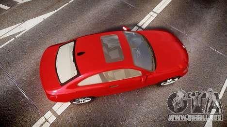 BMW M235i para GTA 4 visión correcta
