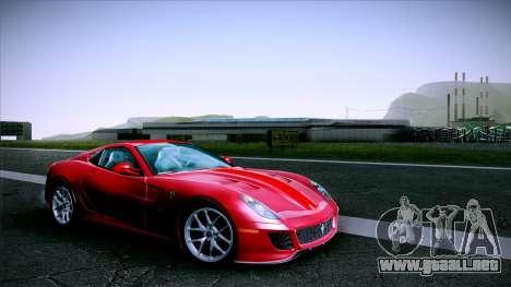 Solid ENBSeries by NF v2 para GTA San Andreas segunda pantalla