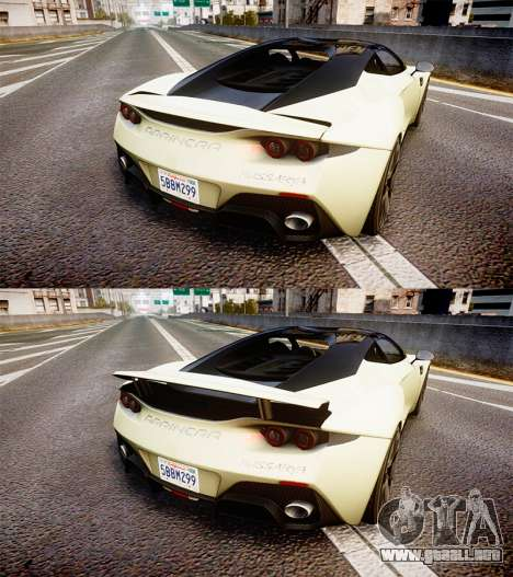 Arrinera Hussarya 2014 [EPM] low quality para GTA 4 vista hacia atrás