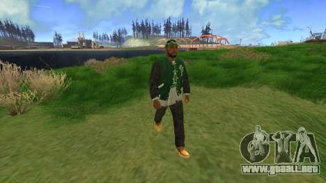 No Shadows para GTA San Andreas quinta pantalla