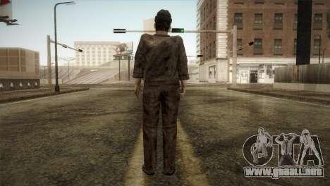 RE4 Don Manuel para GTA San Andreas tercera pantalla