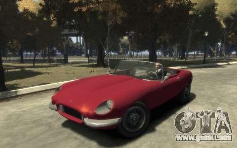 Enus Windsor Classic para GTA 4