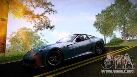 Solid ENBSeries by NF v2 para GTA San Andreas tercera pantalla