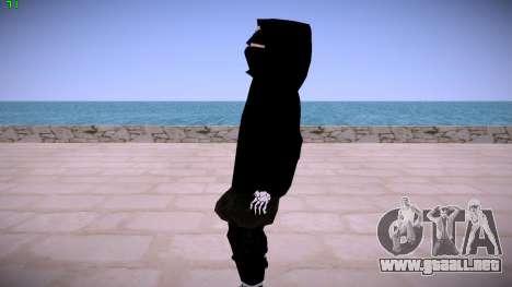 Black Guy para GTA San Andreas tercera pantalla