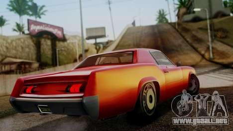 GTA 5 Albany Virgo para GTA San Andreas left