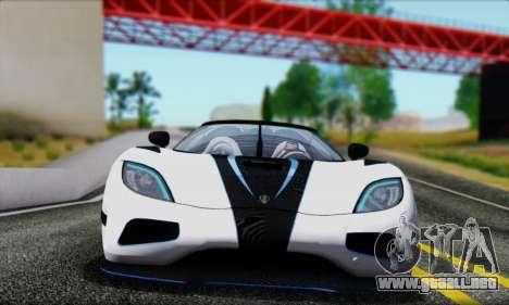 Smooth Realistic Graphics ENB 3.0 para GTA San Andreas segunda pantalla