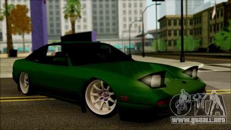 Nissan 240SX S13 para GTA San Andreas