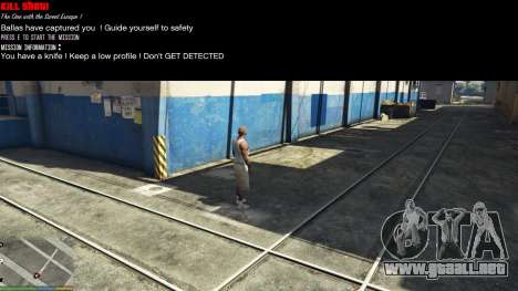 GTA 5 Last Shot 0.1 sexta captura de pantalla